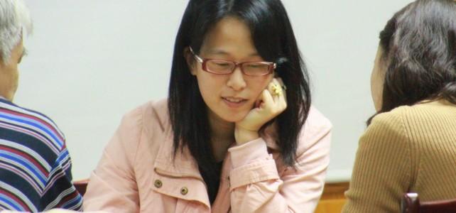 女子名人兩屆冠軍對決 張凱馨2連霸剋張正平!