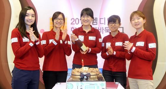 韓國女子聯賽仁濟奪冠! 吳侑珍黑嘉嘉齊封后