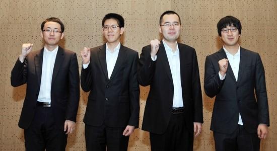 LG盃八強中韓各2晉級 余正麒淘汰,柯潔止連勝